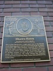 Estes plaque